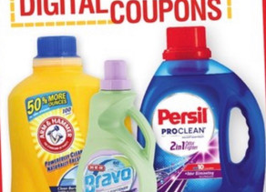🏃Tide Digital RUN deal at HEB This week! Go to savingourway.com to see more deals!👀