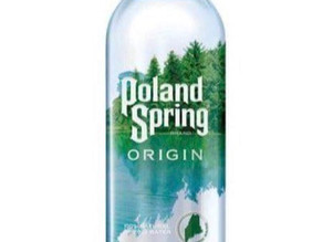 👀Half off on Poland Spring Origin Natural Water at HEB!