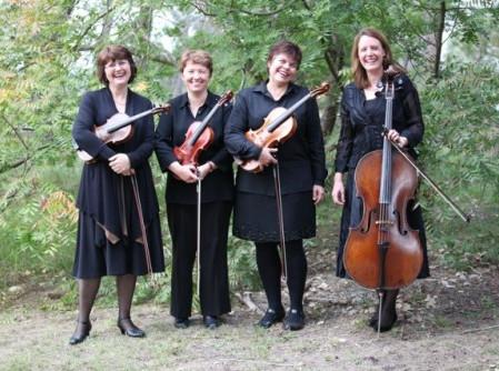 Macarthur Strings Play Korytnyj's Chamber Music
