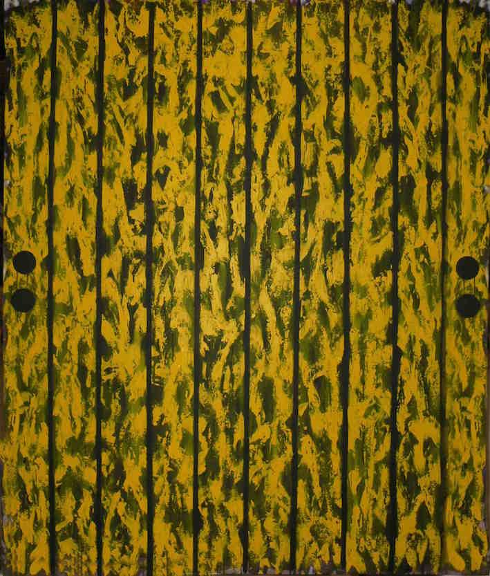 Yellow painting 2