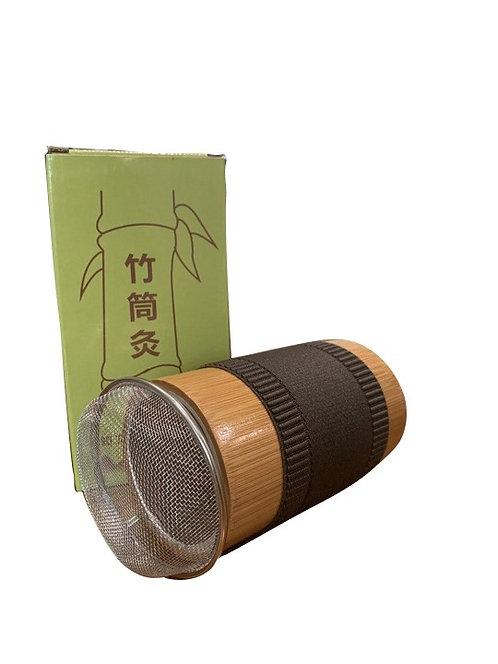 Bamboo Moxa Tube 竹艾绒灸筒