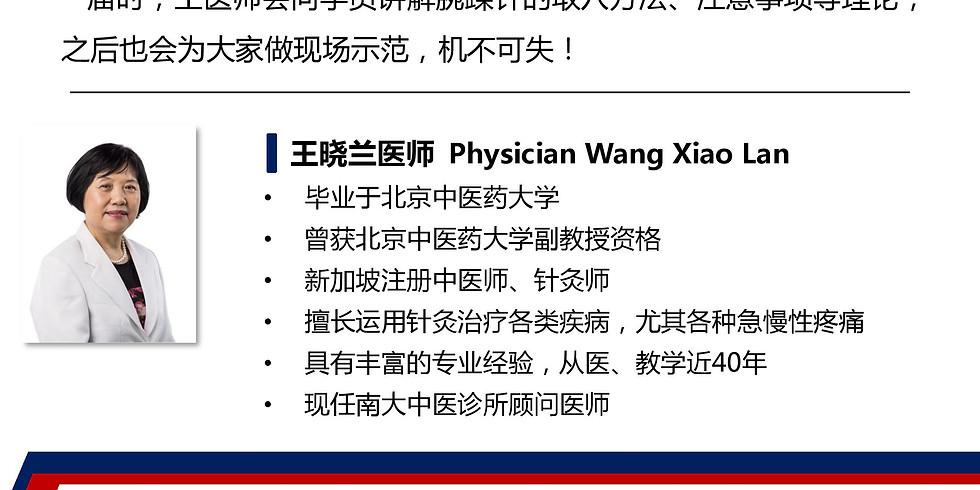 腕踝针在临床中的应用