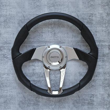 Isotta Zulag PU Steering Wheel