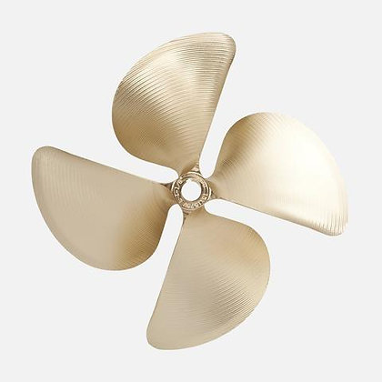 "ACME 2419 Propeller LH 15.00 x 12.00 (1 1/8"" Shaft) 4 Blade"