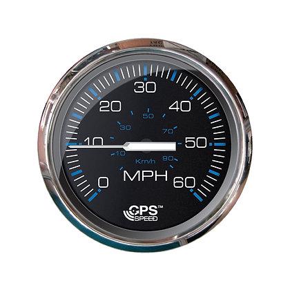 Faria Chesapeake SS Black GPS Speedometer