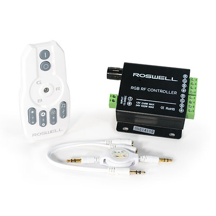 Roswell RGB Remote & Controller