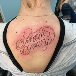forever young script