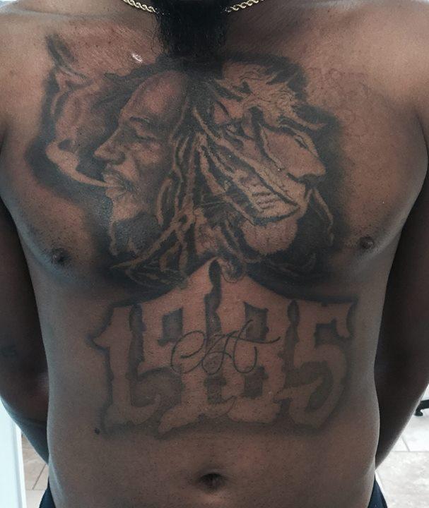 Marley/ Lion est 1985