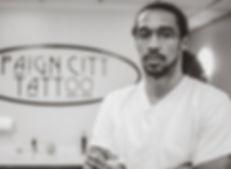 KK Paign City Tattoo Owner/Tattoo Artist