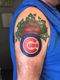cubs cover up