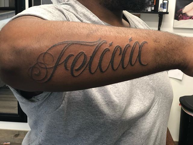 #Felicia