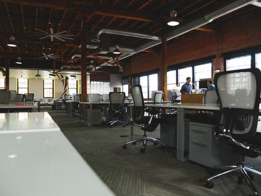 Как еволюира офисът ?
