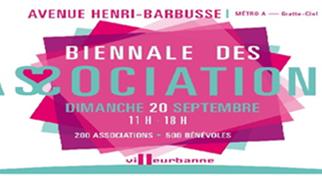 Féminissime Orient à la Biennale des Associations sur Villeurbanne