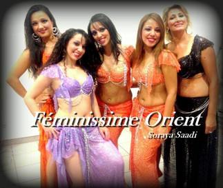 L'édition II : Projet de Création Chorégraphique en Danses Orientales & Fusions avec la troupe Fémin