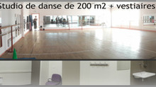 Salle de Danse spacieuse - École de Danse Orientale à Villeurbanne