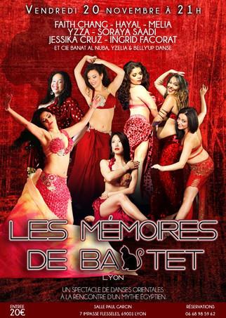 Spectacle de Danse Orientale sur Lyon