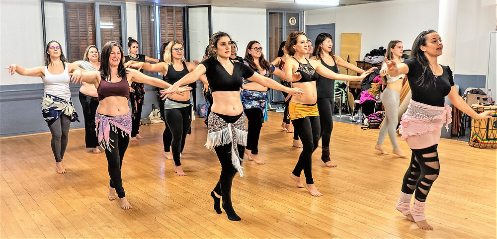 cours de danse orientale lyon