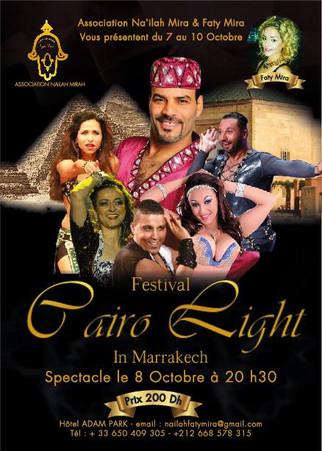 Soraya Saadi, invitée à Marrakech, 7 au 10 octobre 2016