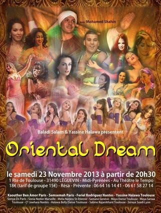 Festival Oriental Dream