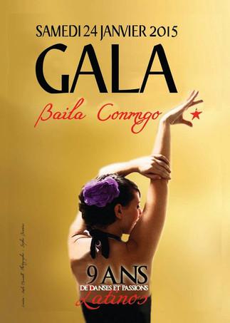 Gala Baila Conmigo sur Villeurbanne