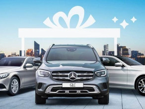Mercedes-Benz introduces 'Wishbox 2.0', a set of attractive finance schemes