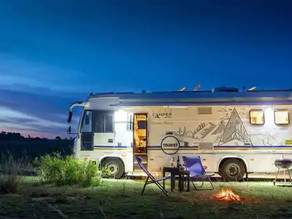 LuxeCamper motor-home launched in India