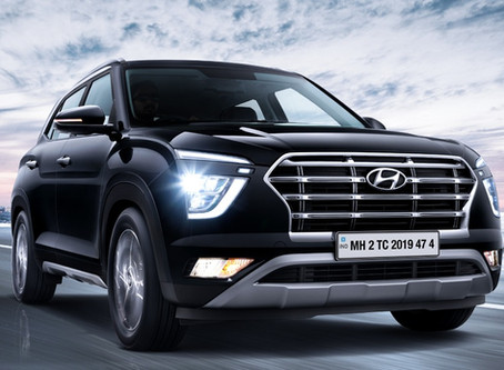 Hyundai India sold 21,320 cars in India in June 2020, a 49% drop compared to June 2019.