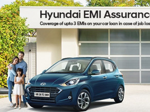 Job Loss EMI Insurance for Hyundai Cars