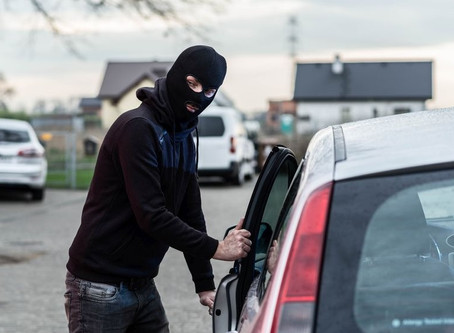 5 Ways To Prevent Your Car From Theft