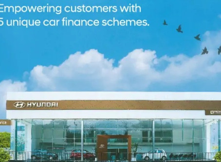 5 New Finance Schemes for Hyundai Cars