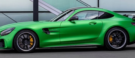 Mercedes-AMG GT-R Coupe launched at Rs 2.48 crore. Top Speed 318 KM/H.
