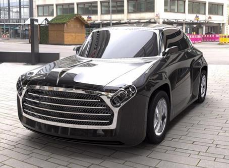 Fancy an Ambassador Electric Car?
