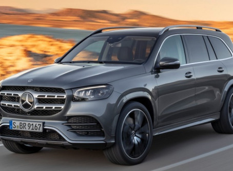 2020 Mercedes-Benz GLS launched in India at Rs 99.90 Lakh