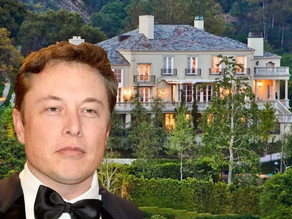 Elon Musk sells Bel-Air house to Chinese billionaire for $29 million