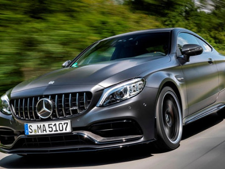Mercedes-AMG C63 Coupe launched at Rs 1.33 crore. 0 to 100KMPH in 4 seconds.