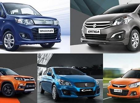 Maruti Suzuki sold 51k cars in June 2020, down from 1.11L in June 2019