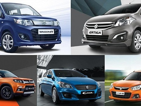 Maruti Suzuki sold 51k cars in June 2020, down from 1.11L in June 2019