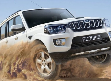 Mahindra sells 8,075 cars in June 2020, down from 17,762 in June 2019