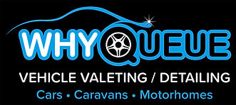 Why Queue Vehicle Valeting Logo