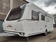 Hymer Caravan wax protection.jpg