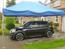 Why Queue Vehicle Valeting Pop Up Gazebo