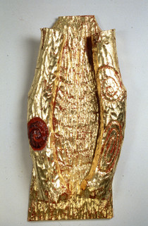 Jacket with Gold