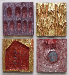 Red House / Gold Hands