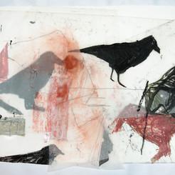 Crow and Sandal 7