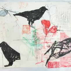 Crow and Sandal 3