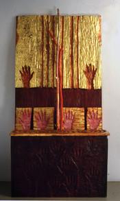 Hand Altar