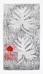 Greve_BW_Tuscan Red Leaf with Blue Panel