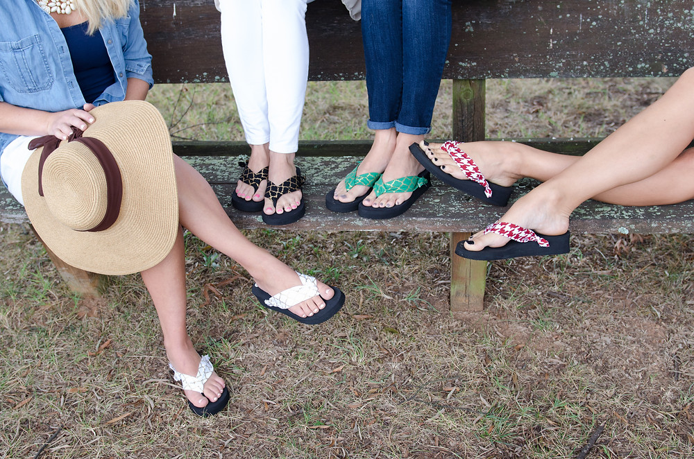 Flip Flops and Friends