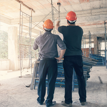 Mühlenumbau/ Sanierung