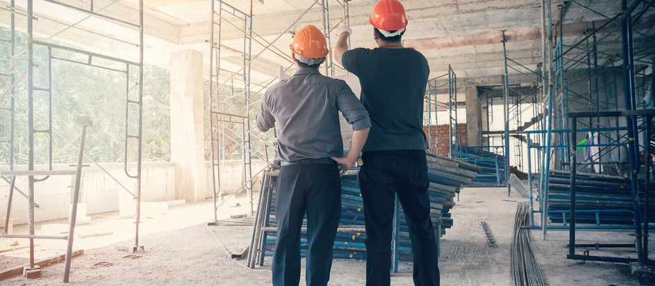 BEING FLEXIBLE DURING CONSTRUCTION WITHOUT COMPROMISING
